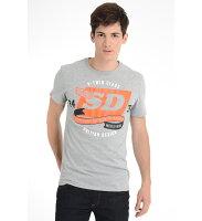 Superdry極度乾燥商品推薦美國百分百【Superdry】極度乾燥 T恤 上衣 T-shirt 短袖 圓領 短T 文字 S M L XL E692