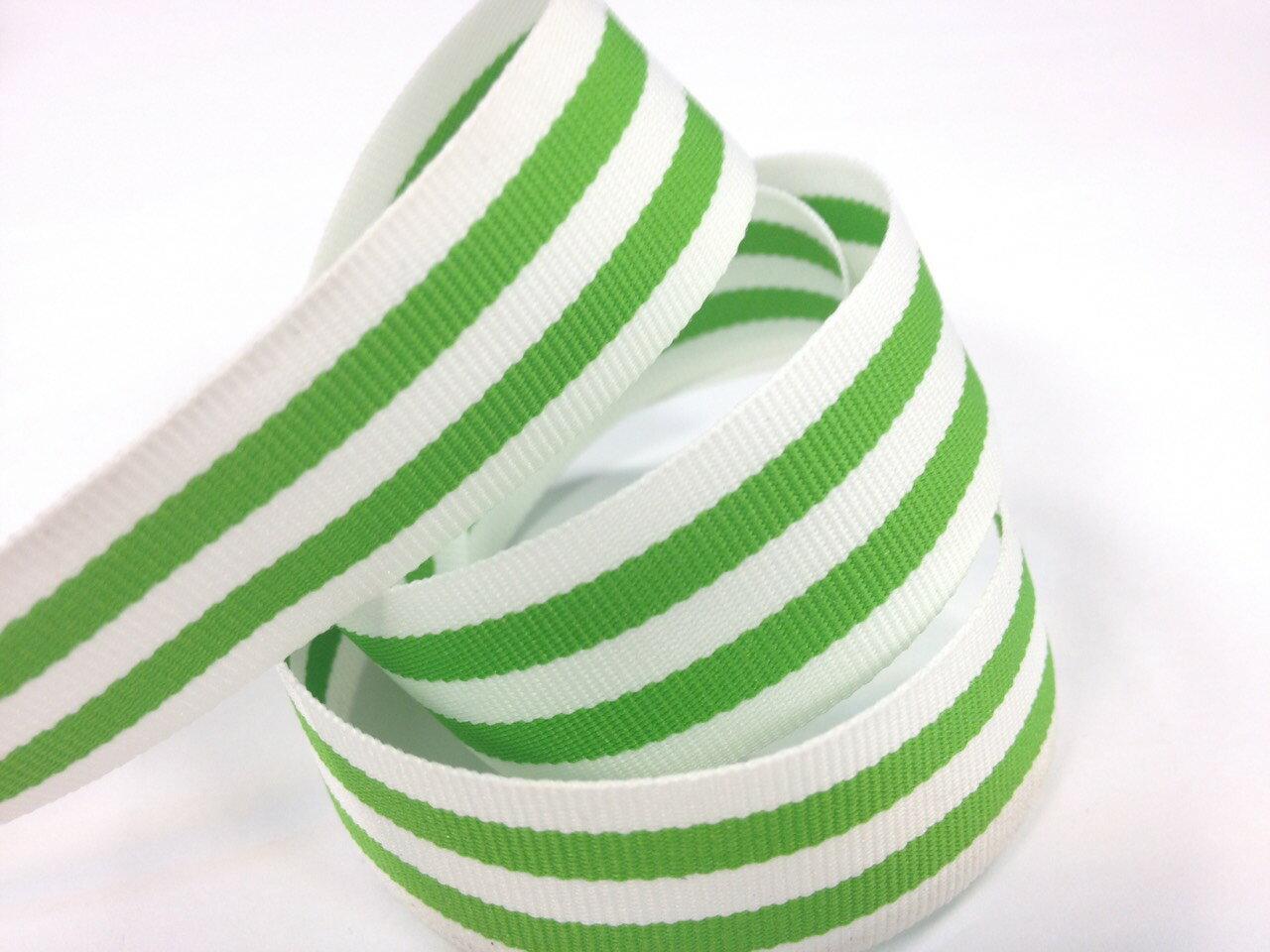 單色條紋平織帶-10mm(七色) 4