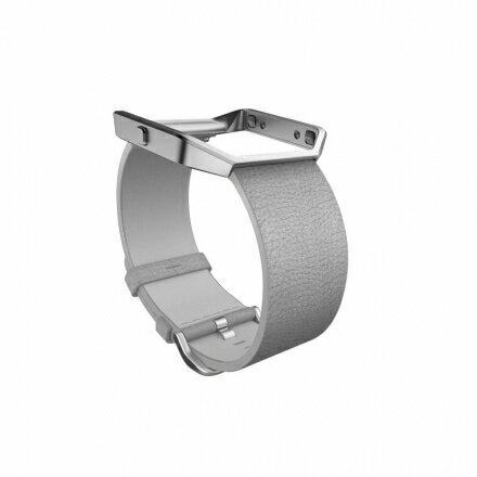 ★專用手腕帶★【全美銷售第一】 Fitbit Blaze 皮革錶帶 三色可選 運動手錶 智能手錶 2