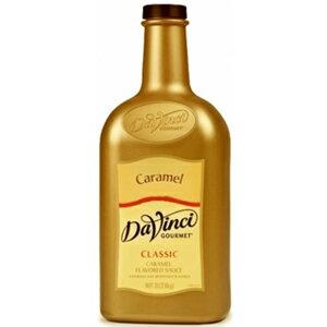 裝飾淋醬--達文西焦糖醬 Davinci-2公升/罐--【良鎂咖啡吧台原物料商】