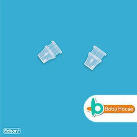 [ Baby House ] 愛迪生 Edison 防漏吸管握把水杯 - 矽膠閥零件B68-SP-027-W 特價$75 (1組2個OPP袋包裝)【愛兒房生活館】