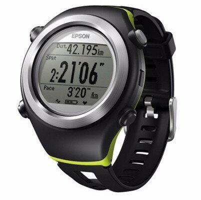 ➤路跑教練【和信嘉】EPSON Runsense SF-310 SF310 運動手錶 30小時超大電量 GPS 運動感測器 (含手錶功能) 公司貨 原廠保固一年