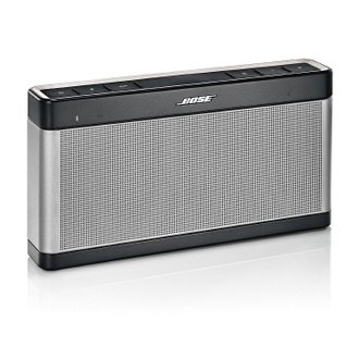 ::bonJOIE:: 美國進口 Bose SoundLink Bluetooth Speaker III 第三代多媒體揚聲器 (全新盒裝) 喇叭 音箱 3