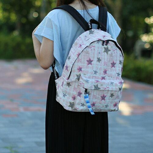 【包包阿者西】後背包 韓國LEFTFIELD星星後背包 電腦包 書包 NO.702 별콤비 블루