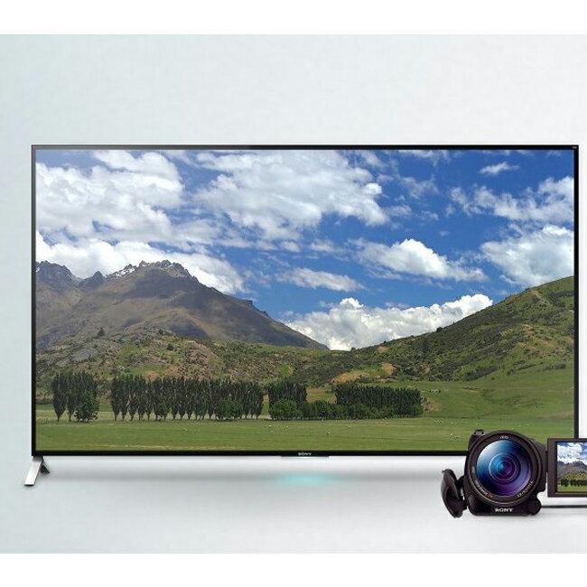 【SONY索尼】65吋 3D 4K LED液晶顯示器/KD-65X9000C