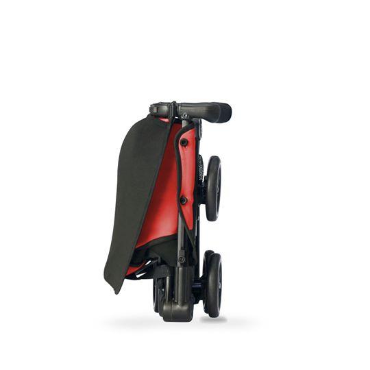 【Goodbaby】Pockit 折疊嬰兒手推車(紅色) DRAGONFIRE RED 616230003 1
