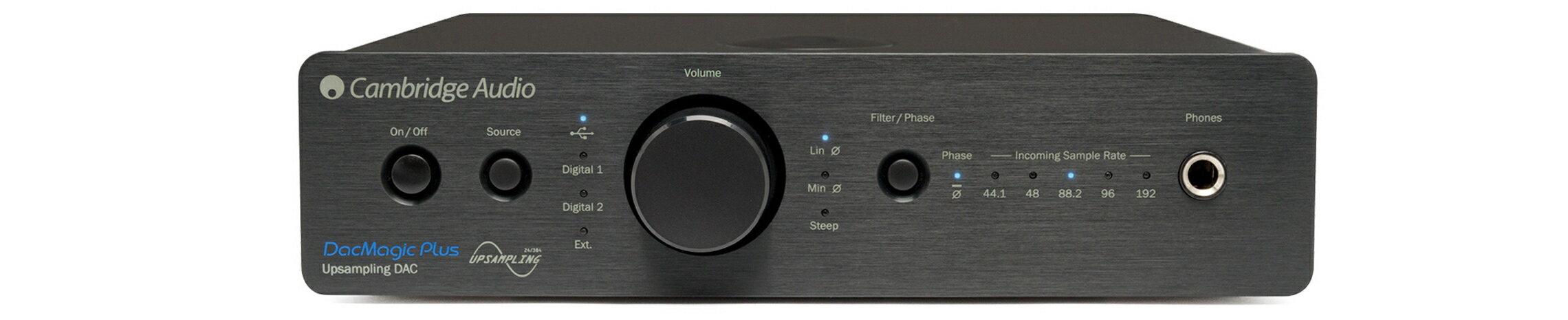 【DACMAGIC plus 數位類比轉換器】 Cambridge Audio 英國劍橋音響 家庭劇院 CD BD AV 擴大機 無線數位串流 藍芽 網路收音機