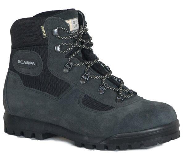 【鄉野情戶外專業】 Scarpa  義大利   LITE TREK Gore-tex 登山越野健行鞋 鐵灰色_SP60023E