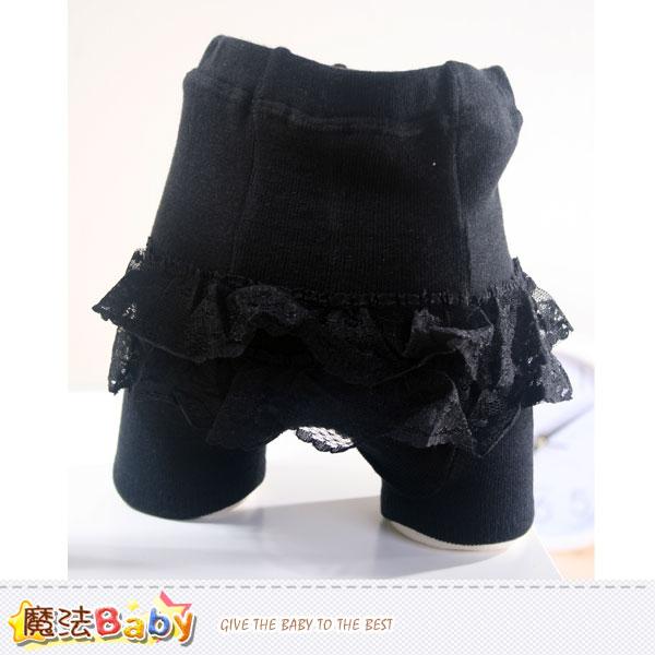 女寶寶短褲~居家短褲~魔法Baby~k02570