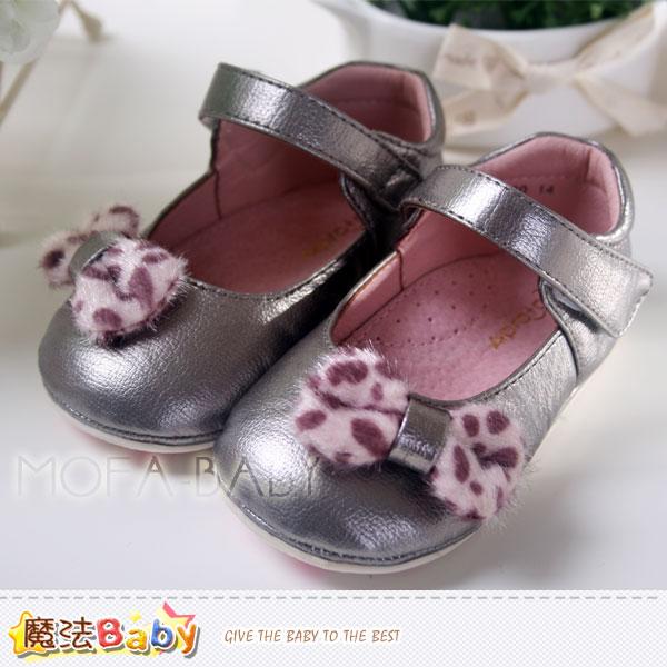 魔法Baby~【KUKI酷奇】點點蝴蝶結娃娃鞋/女童鞋~sh2952