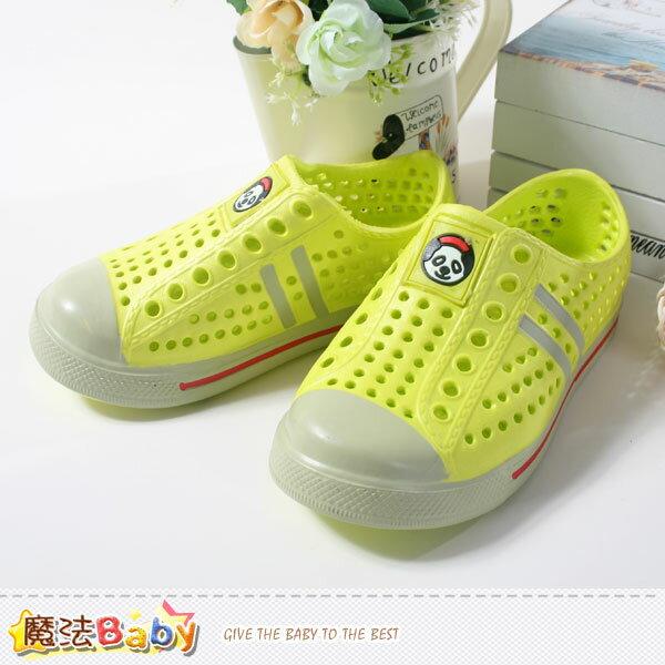 童鞋 超輕量兒童水陸兩用輕便鞋(24~29)  魔法Baby~sh4376