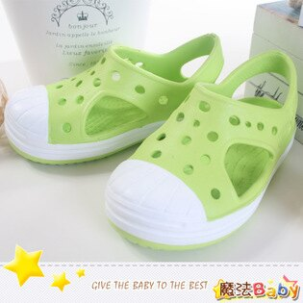 童鞋 超輕量小童水陸兩用輕便鞋 魔法Baby~sh6890