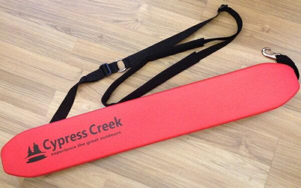 魚雷浮標/救生帶/浮板/海泳/三鐵/游泳/泳渡日月潭 CC-RT100 賽普勒斯 Cypress Creek