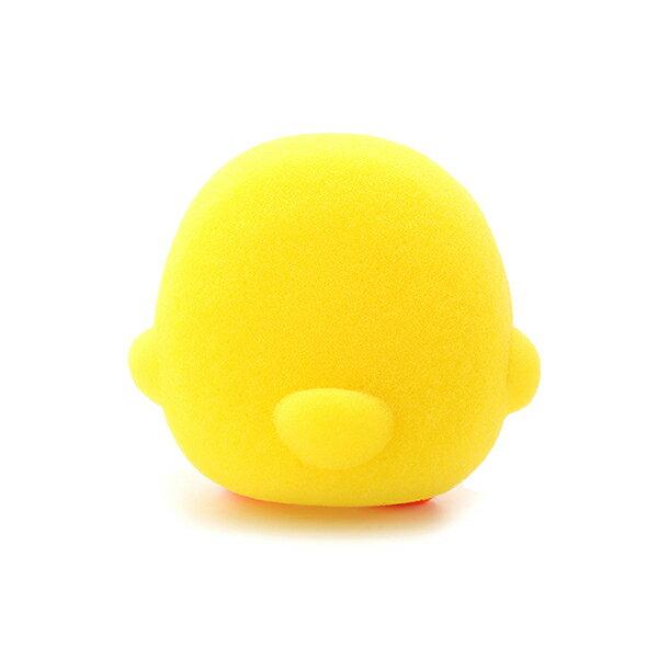 『121婦嬰用品館』黃色小鴨 造型沐浴海綿 1