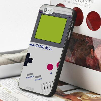 [機殼喵喵] Apple iPhone 6 6S i6 i6P i6S 手機殼 外殼 客製化 水印工藝 WZ089 gameboy 遊戲機