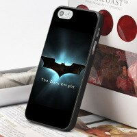 蝙蝠俠與超人周邊商品推薦[機殼喵喵] Apple iPhone 4S 4G 4 i4 iP4 手機殼 外殼 客製化 水印工藝 WZ177 蝙蝠俠