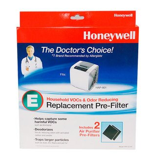 Honeywell HAP-801APTW HRF-E2-AP CZ濾網