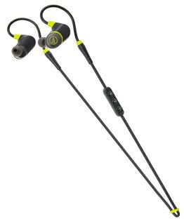 《育誠科技》『audio-technica 鐵三角 ATH-SPORT4 黑色』藍牙耳機/藍芽/IPX5防水/10mm單體/另售soul