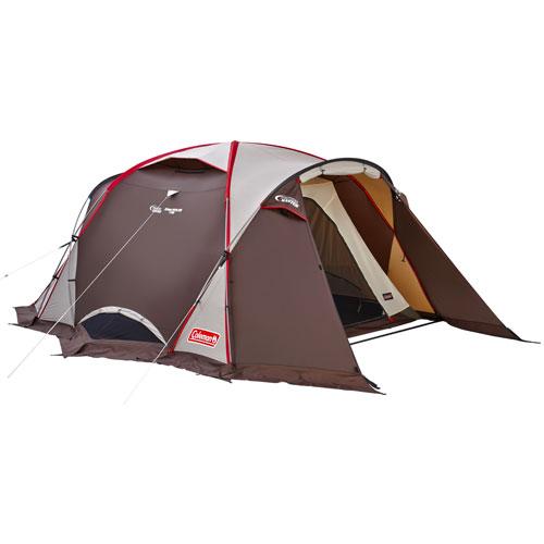 【露營趣】中和 附充氣墊 Coleman CM-27283 氣候達人4S NOTOS圓頂帳/300 4-6人帳篷 家庭帳 露營帳篷