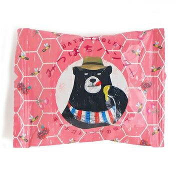 CHARLEY 蜜蜂獵人入浴錠-覆盆紫雲英香 40g