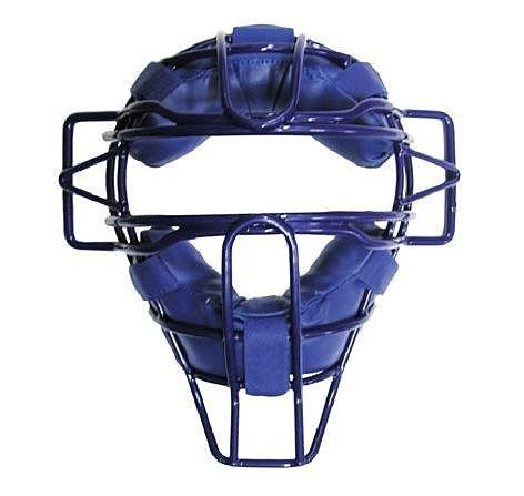 棒球世界 Brett 布瑞特 成人用捕手面罩 BM-11E 寶藍色