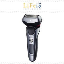 日本製造 國際牌【ES-LT5A】電動刮鬍刀 3D三刀頭 水洗 鬢角刀 海外使用