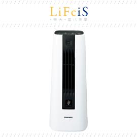 日本原裝 SHARP【HX-ES1】清淨風扇 負離子 人體感測 溫風