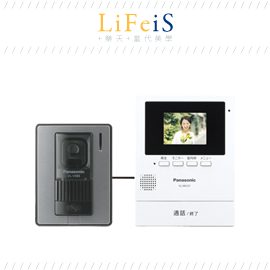 日本原裝 國際牌 【VL-SV21X】 無線視訊門鈴 2.7吋螢幕 監視功能 錄音 LED燈