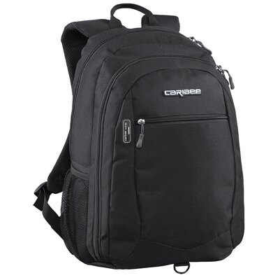 Caribee Data Pack Laptop Backpack (black) 0