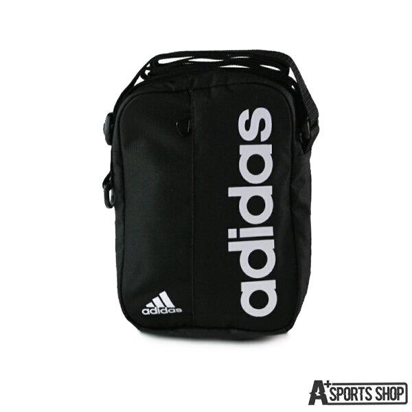 ADIDAS 愛迪達 LIN PER ORGAN M 側背包 運動包 黑-AJ9943