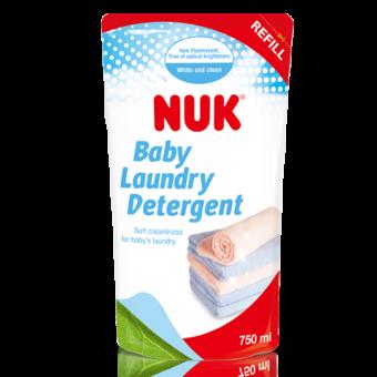 『121婦嬰用品館』NUK 嬰兒洗衣精 - 750ml 0