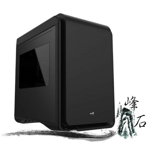 樂天限時優惠! Aero Cool DS Cube 黑色透側機殼