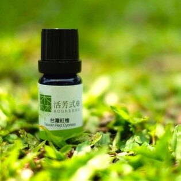 森活芳式-台灣紅檜精油