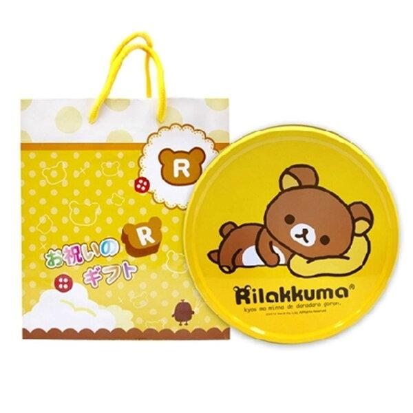 北日本 Hello Kitty/拉拉熊 餅乾禮盒 綜合餅乾禮盒 紙提袋