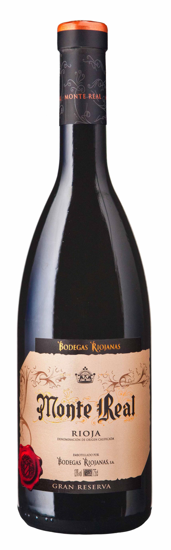 Caja de 6 botellas vino Monte Real Reserva 2009 D.O. Rioja 0
