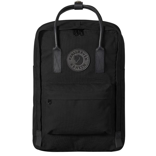 ├登山樂┤瑞典Fjallraven小狐狸 Kanken No.2 Laptop Black Edition 15吋電腦包 黑 #F23568-550