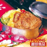 中秋節烤肉食材到【富統食品】鐵路豬排 (800g/包;約15片)