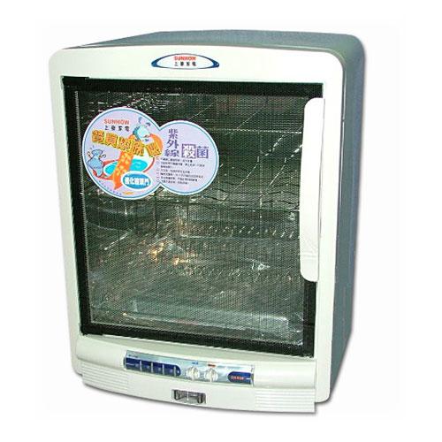 【上豪】紫外線殺菌烘碗機(直立三層) DH-3765