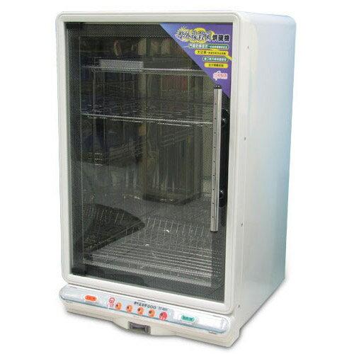 『晶工』紫外線殺菌烘碗機 EO-9051