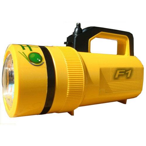 千里眼  F1手提式450M強光探照燈