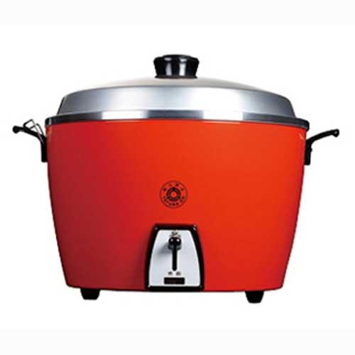 【大同】10人份(不鏽鋼內鍋)電鍋 TAC-10L-SR (紅)