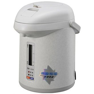 【東龍】 2.2L氣壓式電熱水瓶 TE-322