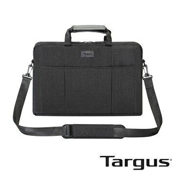 [免運] Targus TSS897 CitySmart II 15.6 吋隨行電腦側背包(黑/灰)