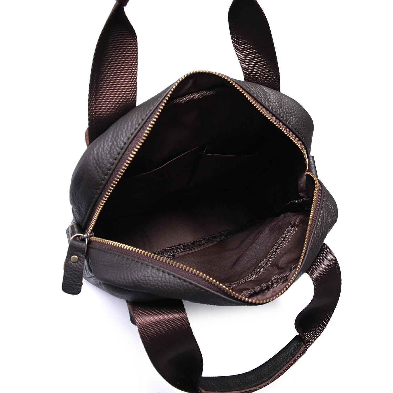 【BEIBAOBAO】首爾貴族真皮兩用包 (時尚黑 共兩色) 7