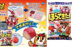 有樂進口食品 日本進口 知育果子 可利斯 Coris 自己動手做-蘋果軟糖 34g 4901361068097 - 限時優惠好康折扣