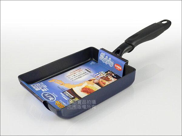快樂屋♪ 《贈三好禮》日本製 Sylphy 竹原 電磁爐可用 玉子燒 PJ-019 不沾鍋/方鍋/平底鍋