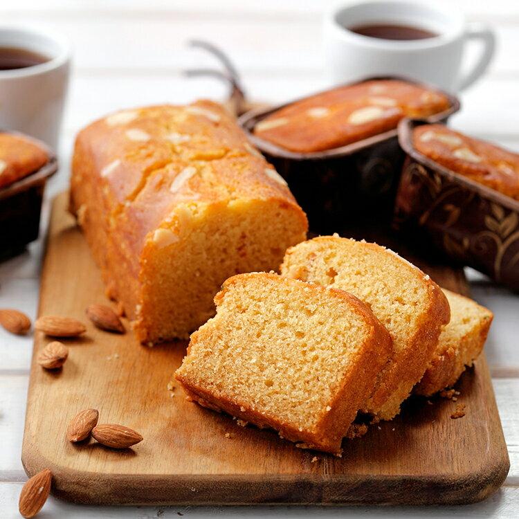 [Abigail]法式香橙磅蛋糕-杏福桔利(120g或500g/條) 0