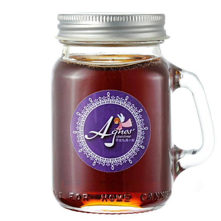 咖啡紅茶奶茶專用糖漿-迦南蜜(300g/瓶) 1