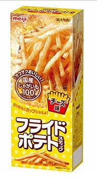 ★日本明治 meiji 細切起司馬鈴薯條★【脆思比】 0