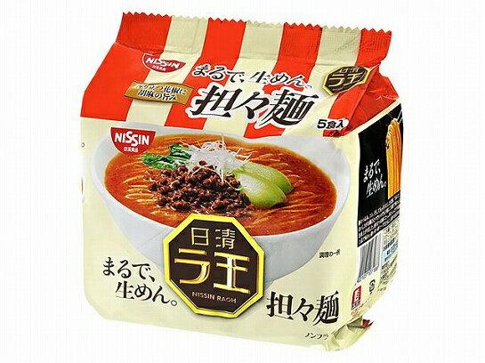 日清麵王5食包麵-擔擔麵風味 97g*5